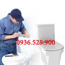 sửa toilet