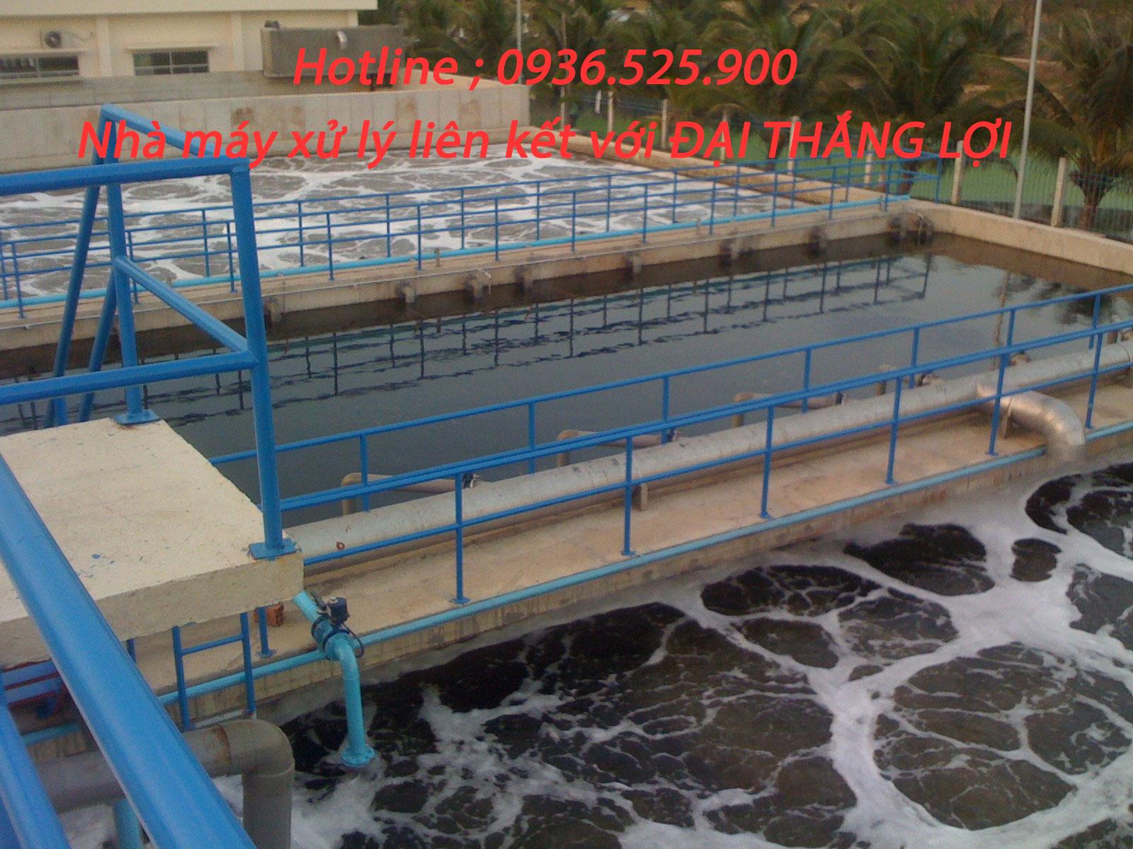 Nhà máy nước thải