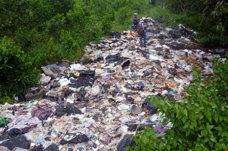 Nghiên cứu xử lý bùn thải công nghiệp