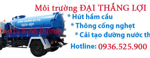 vận chuyển nước thải