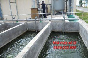 Xử lý nước thải mạ điện