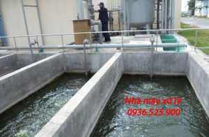 Xử lý nước thải dệt may