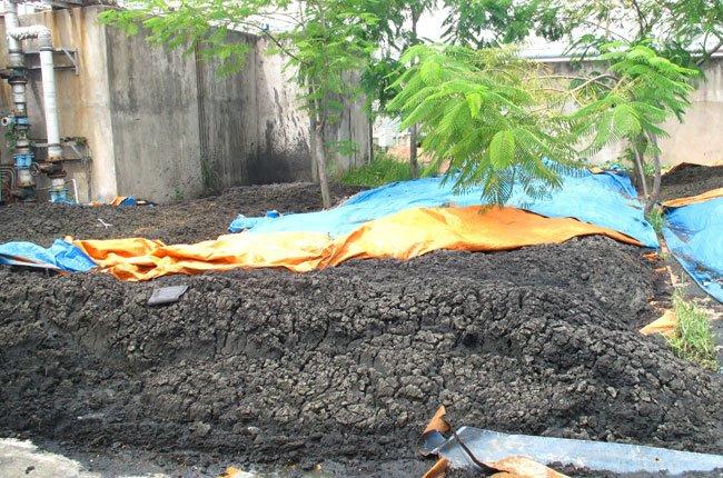 Tìm hiểu quy trình xử lý bùn thải